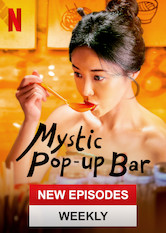 Mystic Pop-up Bar